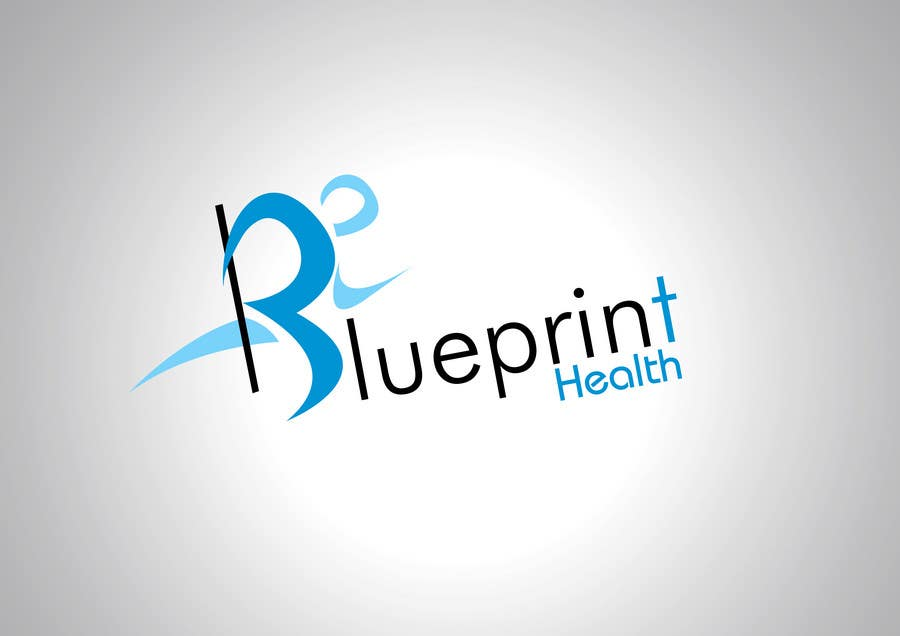 Entry 271 by iconwebservices for logo design for blueprint health contest entry 271 for logo design for blueprint health malvernweather Image collections