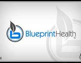 nº 317 pour Logo Design for Blueprint Health par paalmee