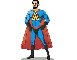 #6 for Abraham Lincoln superhero action figure by Patbanzer
