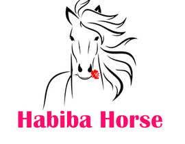 Nro 58 kilpailuun Illustrate/vectorise a Drawn Horse for a logo käyttäjältä arsalankagzi