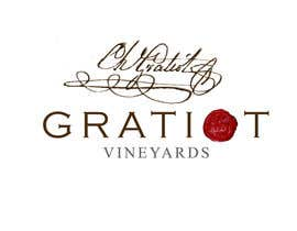 #37 for Gratiot Vineyards logo by payipz
