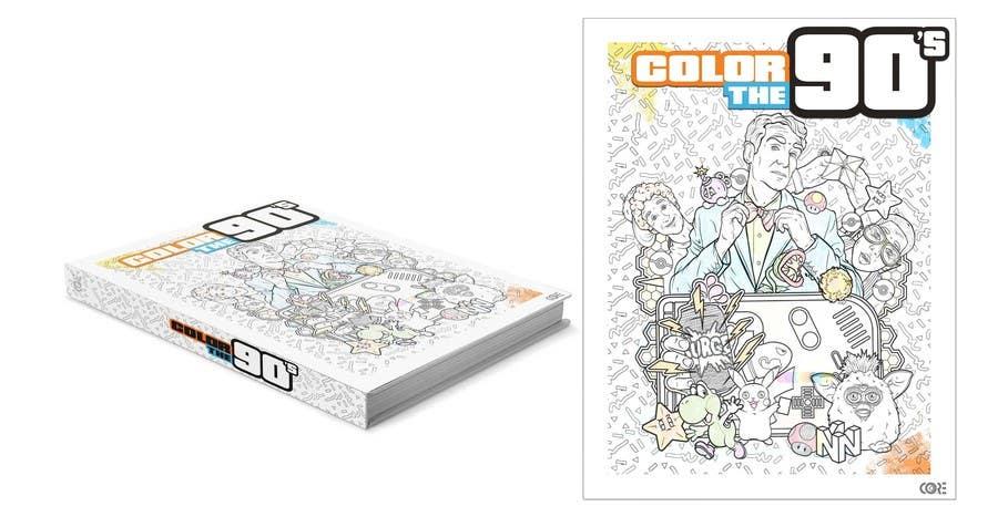 Kilpailutyö #13 kilpailussa Need Coloring Book Cover