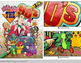 mobyartist2 tarafından Need Coloring Book Cover için no 27