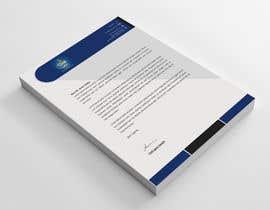 Nro 20 kilpailuun Design my company letterhead käyttäjältä mdakasabedin