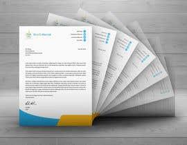 Nro 37 kilpailuun Design my company letterhead käyttäjältä ROCKdesignBD