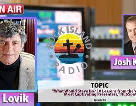 Nro 10 kilpailuun Create Radio Interview Background PSD käyttäjältä therichmediaGFX