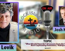 Nro 11 kilpailuun Create Radio Interview Background PSD käyttäjältä therichmediaGFX