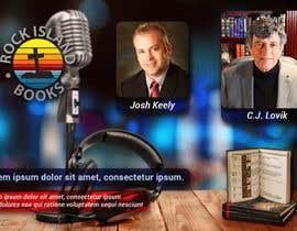 Nro 12 kilpailuun Create Radio Interview Background PSD käyttäjältä ParaDisee