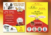 Contest Entry #28 for Design a Flyer for our Petfood Business