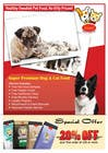 Contest Entry #4 for Design a Flyer for our Petfood Business