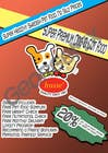 Contest Entry #1 for Design a Flyer for our Petfood Business