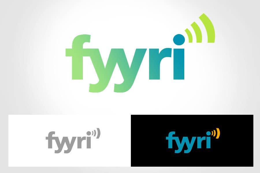 Wettbewerbs Eintrag #                                        287                                      für                                         Logo Design for Fyyri