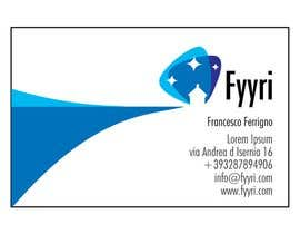 #228 per Logo Design for Fyyri da Ferrignoadv