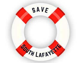 Nro 4 kilpailuun Save South Lafayette Logo käyttäjältä sumitrz