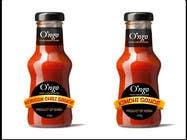 Create labels for food containers.. için Graphic Design32 No.lu Yarışma Girdisi