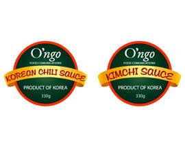#34 cho Create labels for food containers.. bởi mirceabaciu