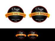Create labels for food containers.. için Graphic Design37 No.lu Yarışma Girdisi