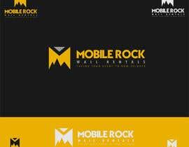 Nro 69 kilpailuun Design a serious Logo for a Mobile rock climbing company. käyttäjältä Srbenda88