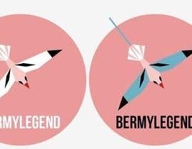 Nro 40 kilpailuun BermyLegend Logo Design simple and clean! käyttäjältä farkasbenj