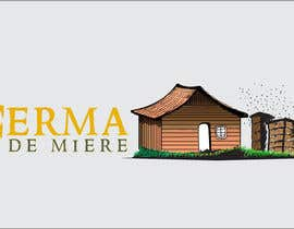 nº 103 pour Realizează un design de logo for Honey Farm par ixanhermogino