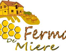 nº 88 pour Realizează un design de logo for Honey Farm par beatrix76