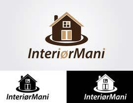 #144 for Logo for interiormani.no af sagorak47
