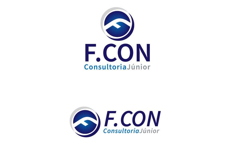 Kilpailutyö #117 kilpailussa Logo F.CON Consultoria Júnior