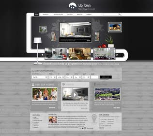 Graphic Design Contest Entry #36 for Build a Website for Real Estate Company