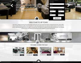 #54 for Build a Website for Real Estate Company by MagicalDesigner