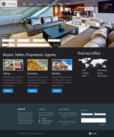 Graphic Design Contest Entry #51 for Build a Website for Real Estate Company