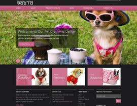 #18 for Design a Website Mockup for 'My safe video' - home page af grapaa
