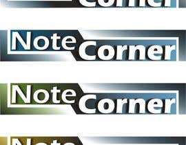 #10 cho Design a Logo for NoteCorner.com bởi szon