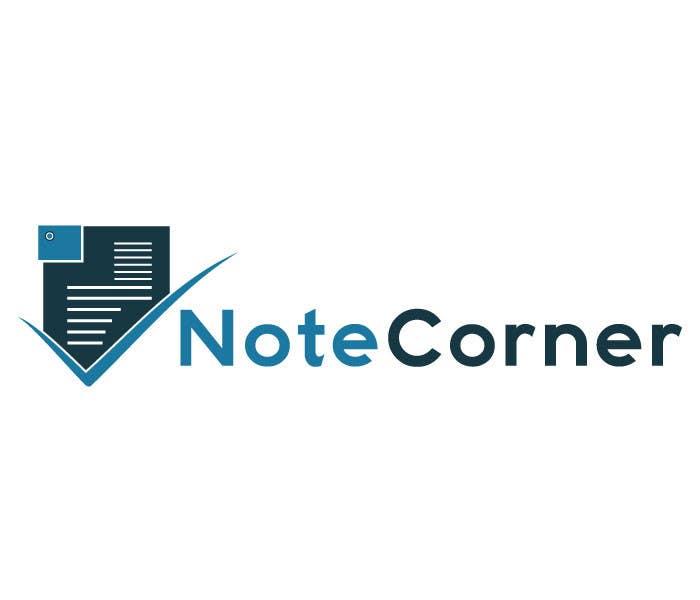 Proposition n°                                        23                                      du concours                                         Design a Logo for NoteCorner.com