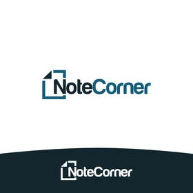 #21 for Design a Logo for NoteCorner.com by SergiuDorin