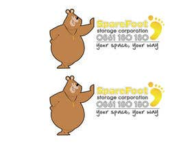 TimSlater tarafından Company Character/Mascot Design - Illustration design for Sparefoot Storage Co. için no 20