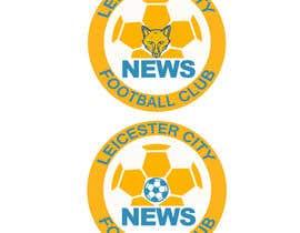 Nro 37 kilpailuun Design a Leicester FC News Logo käyttäjältä sunnnykailey
