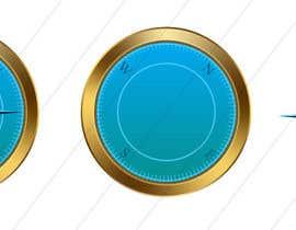 Nro 5 kilpailuun Compass illustration käyttäjältä sumitrz