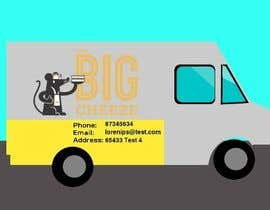 #9 for Design some Business Cards for the Big Cheeze food truck af giusepped