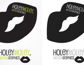 nº 108 pour Design a Logo / Identity for Holey & Moley par katsufumi