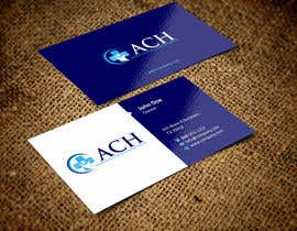 #6 untuk Design some Business Cards for ACH oleh ezesol