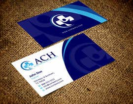 #50 para Design some Business Cards for ACH por ezesol