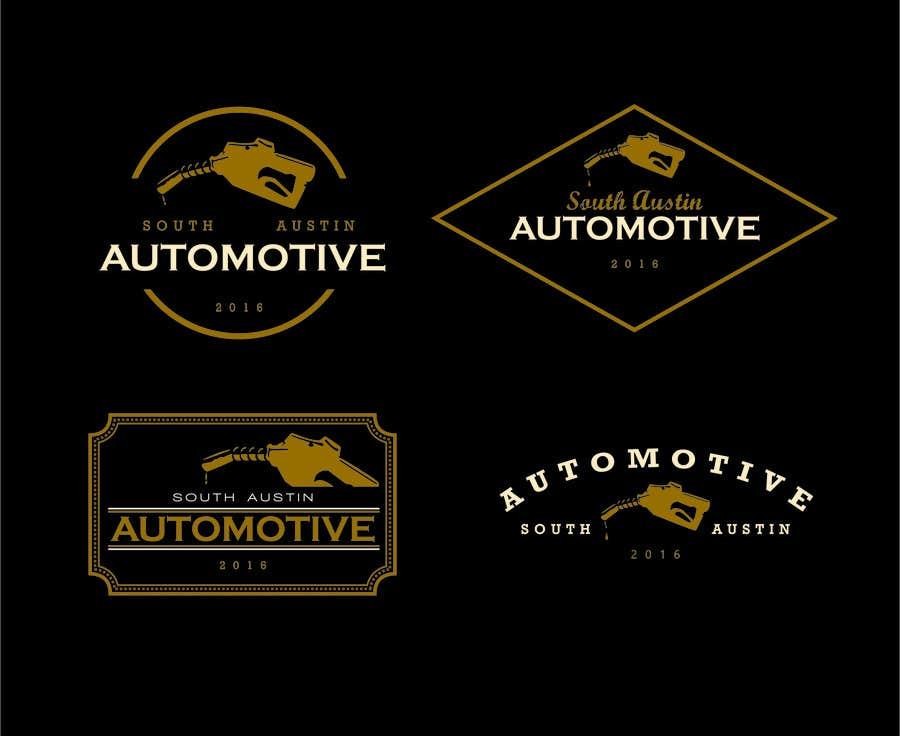 Kilpailutyö #8 kilpailussa Design a Logo For Auto Company