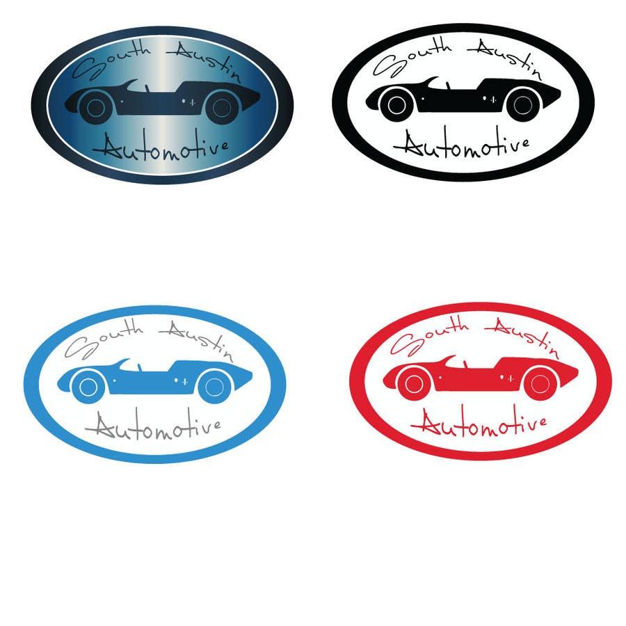 Kilpailutyö #4 kilpailussa Design a Logo For Auto Company