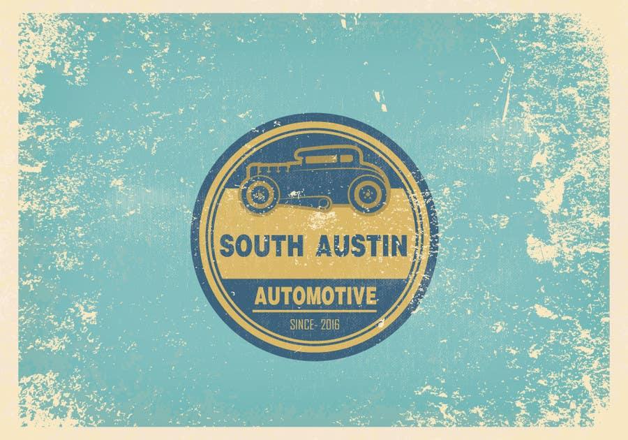 Kilpailutyö #23 kilpailussa Design a Logo For Auto Company