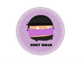 Nro 9 kilpailuun Develop SHIRT NINJA logo / brand identity käyttäjältä turkmentunc