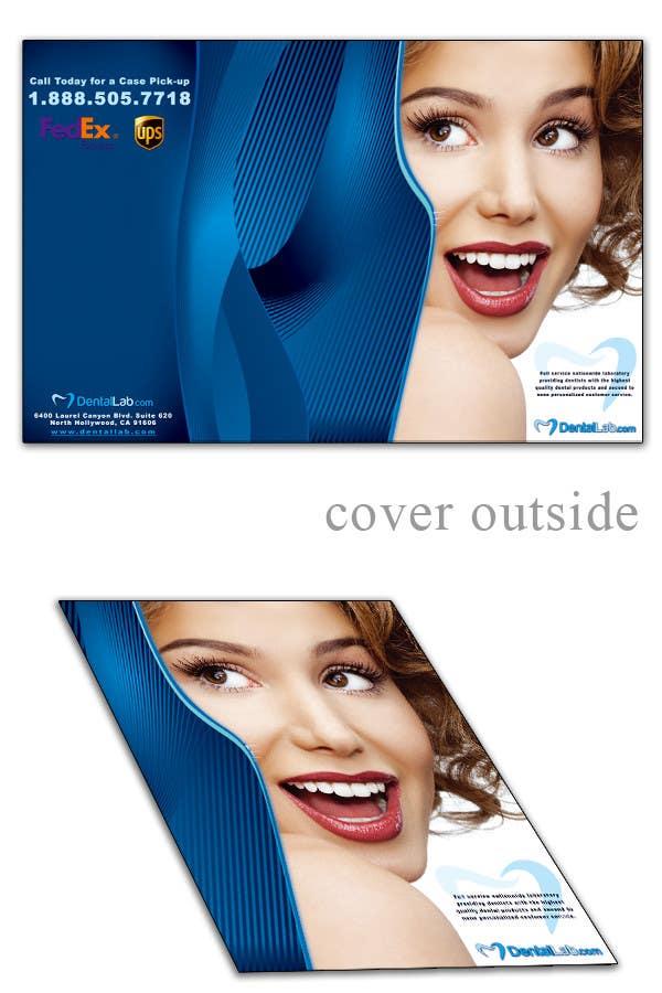 Wettbewerbs Eintrag #                                        37                                      für                                         High Quality Brochure Design for DentalLab.com
