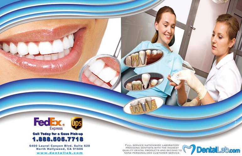 Wettbewerbs Eintrag #                                        44                                      für                                         High Quality Brochure Design for DentalLab.com