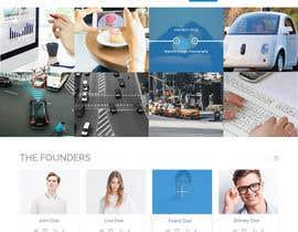 ByteZappers tarafından Simple elegant webpage için no 10