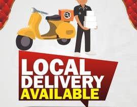 dekaszhilarious tarafından Design a local delivery banner. için no 14