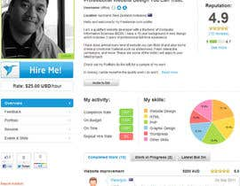 #761 pentru Complete your brand NEW Freelancer.com Profile! de către cliftonj